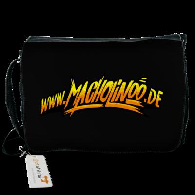 Motiv: Schultertasche - Macho - HP