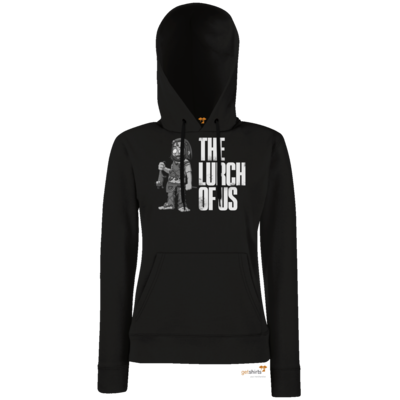 Motiv: Hoodie Damen Classic - The Lurch of us s/w