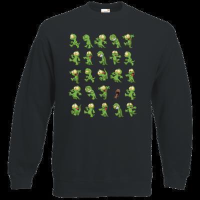 Motiv: Sweatshirt Classic - Gronkh - Walking Lurchs
