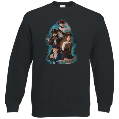 Motiv: Sweatshirt Classic - Gronkh - HWS Crew
