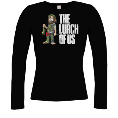 Motiv: Longsleeve Damen Organic - The Lurch of us