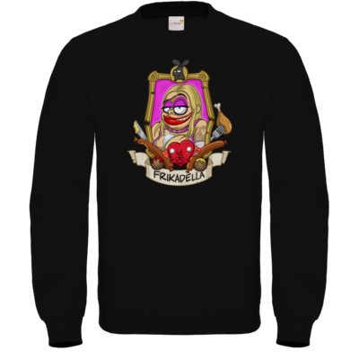 Motiv: Sweatshirt FAIR WEAR - Frikadella