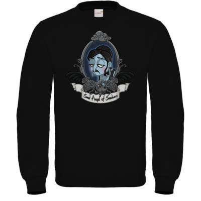 Motiv: Sweatshirt FAIR WEAR - Traenenmond
