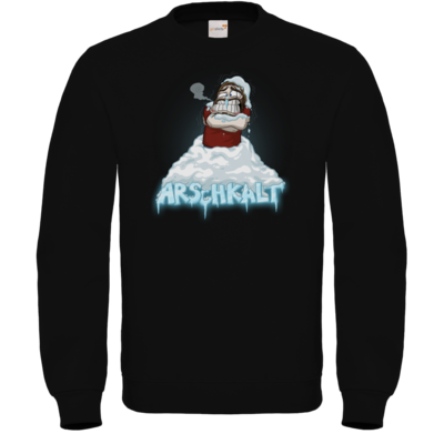 Motiv: Sweatshirt FAIR WEAR - Arschkalt