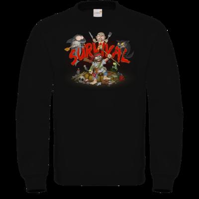 Motiv: Sweatshirt FAIR WEAR - Survival