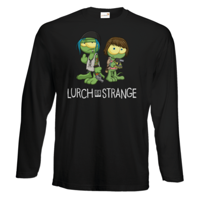 Motiv: Exact 190 Longsleeve FAIR WEAR - Lurch is Strange Max & Chloe