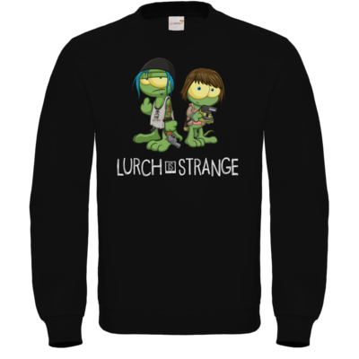 Motiv: Sweatshirt FAIR WEAR - Lurch is Strange Max & Chloe