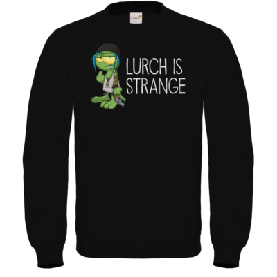 Motiv: Sweatshirt FAIR WEAR - Lurch is Strange Chloe