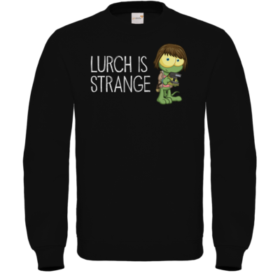 Motiv: Sweatshirt FAIR WEAR - Lurch is Strange Max