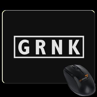 Motiv: Mousepad Textil - Grnk
