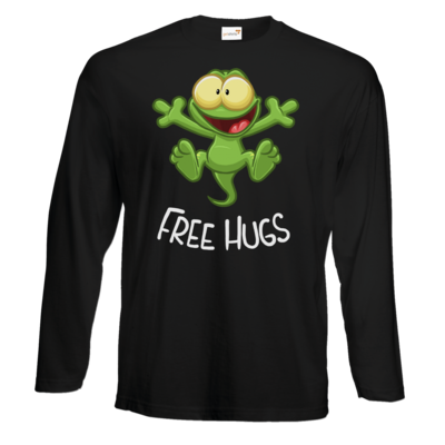 Motiv: Exact 190 Longsleeve FAIR WEAR - FreeHugs
