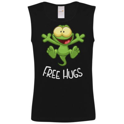 Motiv: Athletic Vest FAIR WEAR - FreeHugs