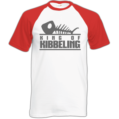 Motiv: Baseball-T FAIR WEAR - Dead by Daylight - King of Kibbeling