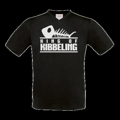 Motiv: T-Shirt V-Neck FAIR WEAR - Dead by Daylight - King of Kibbeling