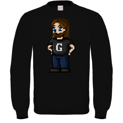 Motiv: Sweatshirt FAIR WEAR - Pixelgronkh