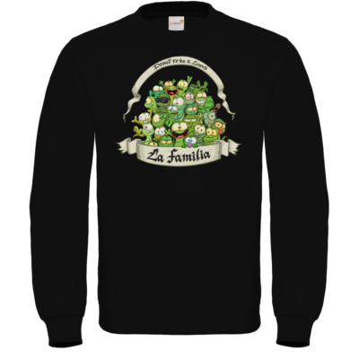 Motiv: Sweatshirt FAIR WEAR - LaFamilia