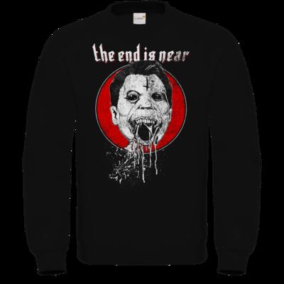 Motiv: Sweatshirt FAIR WEAR - the end is near