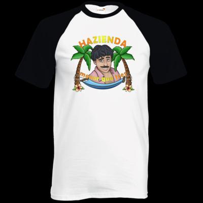 Motiv: TShirt Baseball - AlocaNegra - Juan
