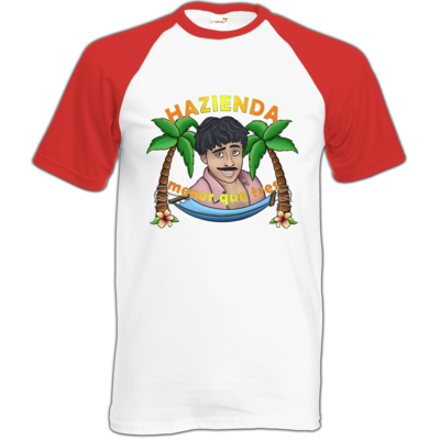 Motiv: Baseball-T FAIR WEAR - AlocaNegra - Juan