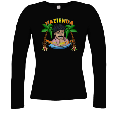 Motiv: Longsleeve Damen Organic - AlocaNegra - Juan