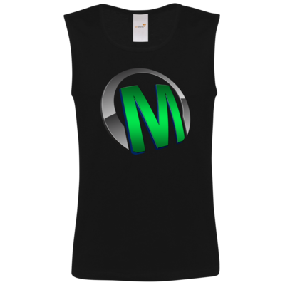 Motiv: Athletic Vest FAIR WEAR - Macho - Logo - Grün