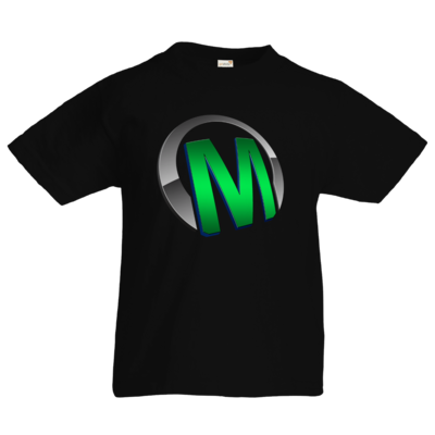 Motiv: Kids T-Shirt Premium FAIR WEAR - Macho - Logo - Grün