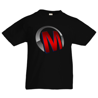 Motiv: Kids T-Shirt Premium FAIR WEAR - Macho - Logo - Rot