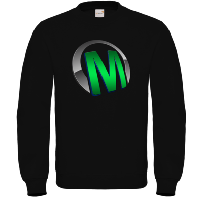 Motiv: Sweatshirt FAIR WEAR - Macho - Logo - Grün