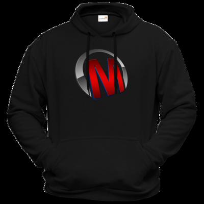 Motiv: Hoodie Premium FAIR WEAR - Macho - Logo - Rot