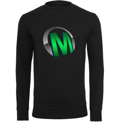 Motiv: Light Crew Sweatshirt - Macho - Logo - Grün