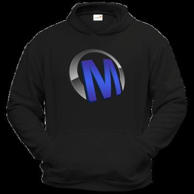Motiv: Hoodie Classic - Macho - Logo - Blau