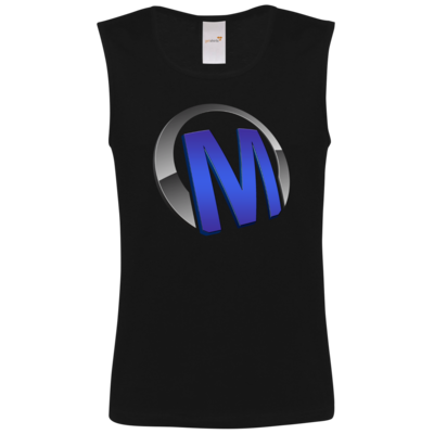 Motiv: Athletic Vest FAIR WEAR - Macho - Logo - Blau