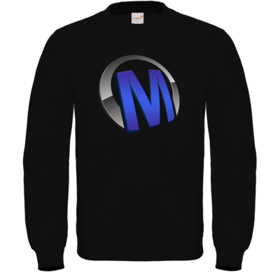 Motiv: Sweatshirt FAIR WEAR - Macho - Logo - Blau