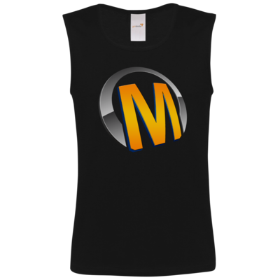 Motiv: Athletic Vest FAIR WEAR - Macho - Logo - Orange