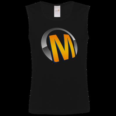 Motiv: Athletic Vest FAIR WEAR - Macho - Logo - Orange