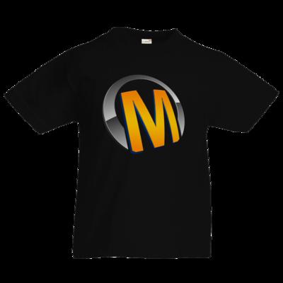 Motiv: Kids T-Shirt Premium FAIR WEAR - Macho - Logo - Orange