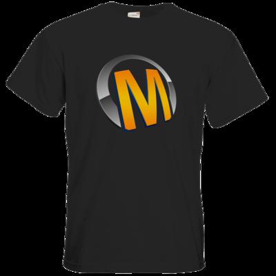 Motiv: T-Shirt Premium FAIR WEAR - Macho - Logo - Orange