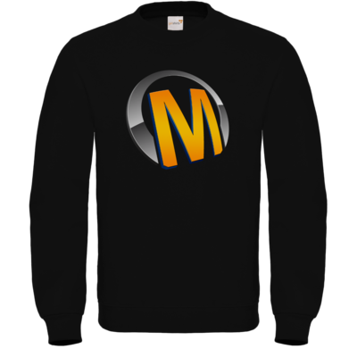Motiv: Sweatshirt FAIR WEAR - Macho - Logo - Orange