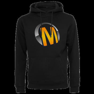 Motiv: Heavy Hoodie - Macho - Logo - Orange