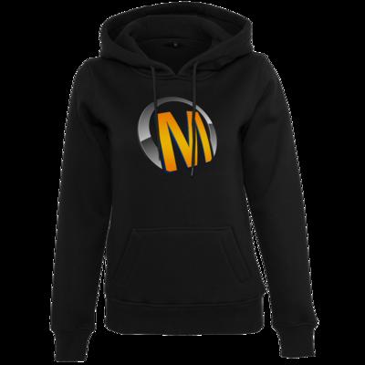 Motiv: Womens Heavy Hoody - Macho - Logo - Orange