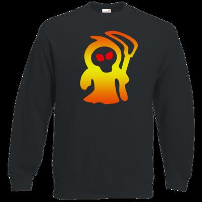 Motiv: Sweatshirt Classic - Macho - Sensenmann