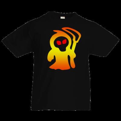 Motiv: Kids T-Shirt Premium FAIR WEAR - Macho - Sensenmann