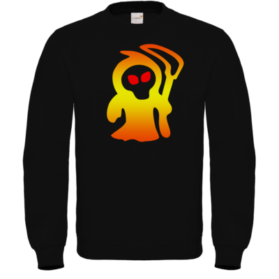Motiv: Sweatshirt FAIR WEAR - Macho - Sensenmann