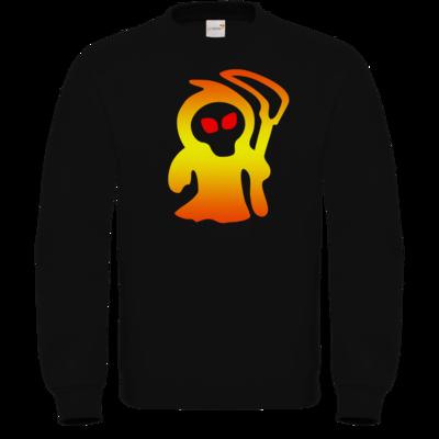 Motiv: Sweatshirt FAIR WEAR - Macho - Sensenmann