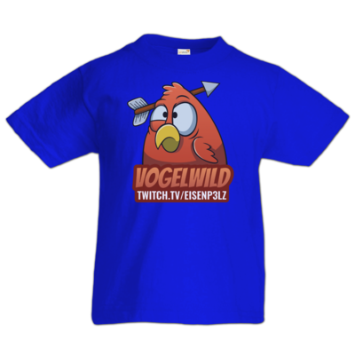 Motiv: Kids T-Shirt Premium FAIR WEAR - Vogelwild