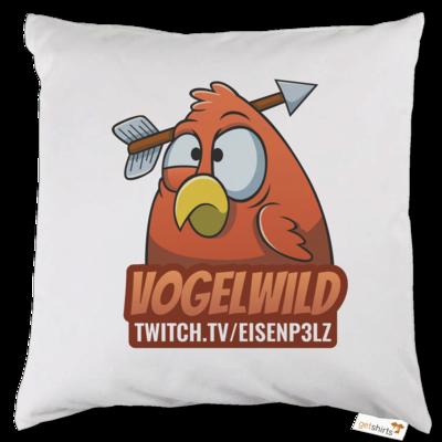 Motiv: Kissen - Vogelwild