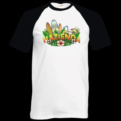 Motiv: TShirt Baseball - AlocaNegra - Hazienda