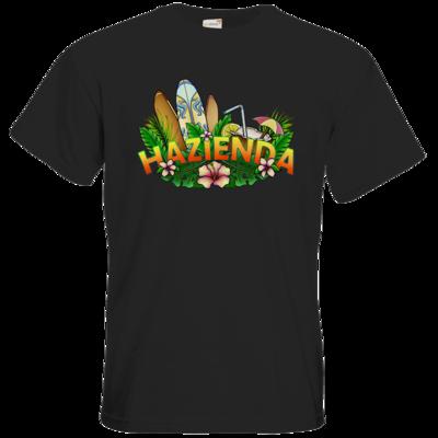 Motiv: T-Shirt Premium FAIR WEAR - AlocaNegra - Hazienda
