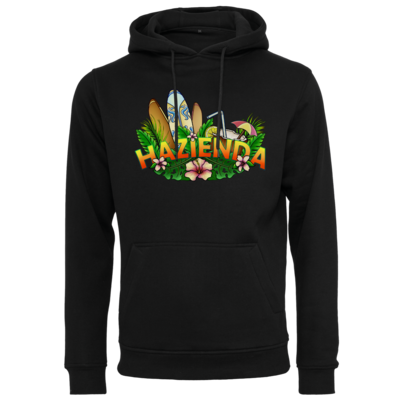 Motiv: Heavy Hoodie - AlocaNegra - Hazienda