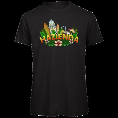Motiv: Organic T-Shirt - AlocaNegra - Hazienda